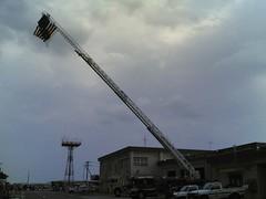 Fire department at Atsugi Naval Air Facility