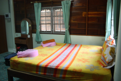 Room at the Pong Phen Guesthouse