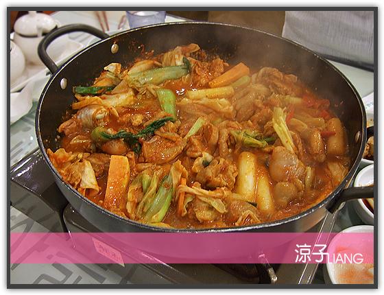 奇化加韓國料理14