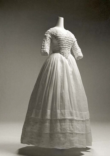 Cotton Dress, 1841-1844