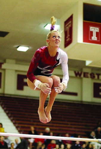 Temple's Junior Chelsea Troutman