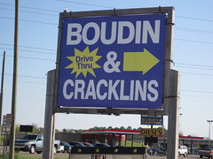 Boudin and Cracklin's