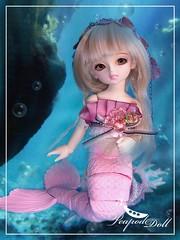 mer005 (Peapod Doll) Tags: doll tail yo sd bjd mermaid volks peapod