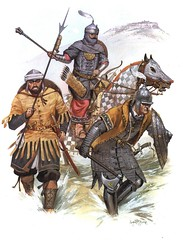 Ottoman Warriors (cool-art) Tags: fall turkey war military muslim islam ad cannon warrior warriors ottoman armour invasion byzantine constantinople 1453