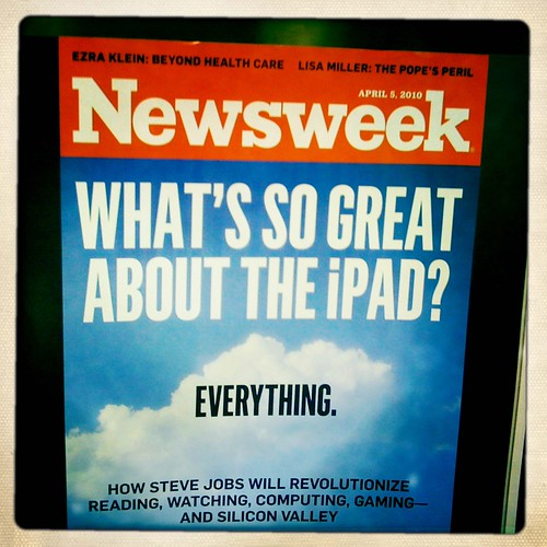 Happy iPad Day