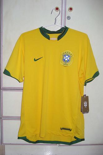 Brazil 2006-2007 Home S/S