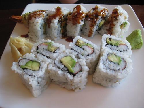 Wayland Maki Sushi Roll