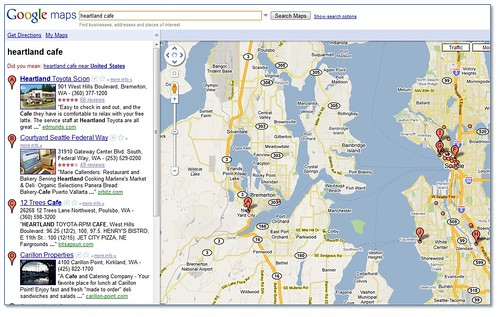 Google Local: Business Listings