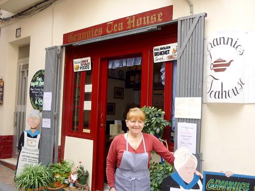 Grannies Tea House, Benidorm