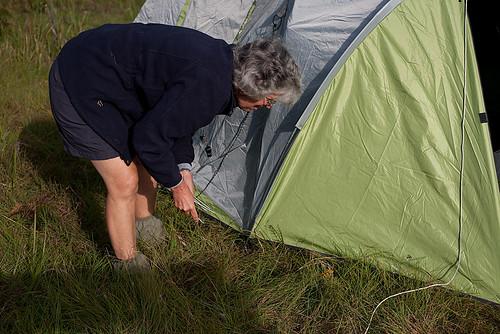 Camp Scenes