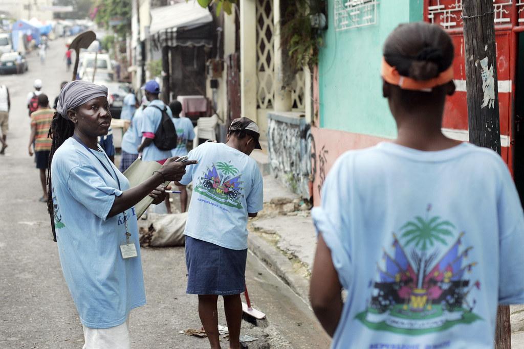 Investing in Haitian Women