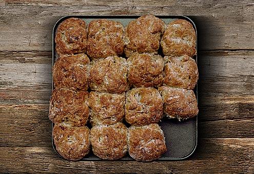 onion rolls