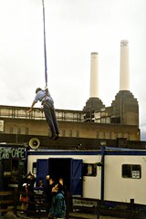 Chased (undersiege) Tags: me station colin jump power scanned bungee reverse battersea chimneys