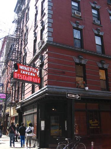 The Minetta Tavern