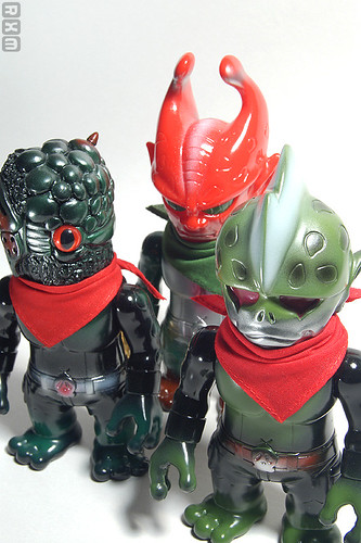 Mutant Riders