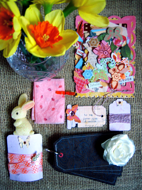 Rosy Easter Kit