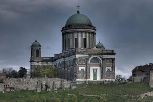 Bazilika /Basilica HDR by AZso.