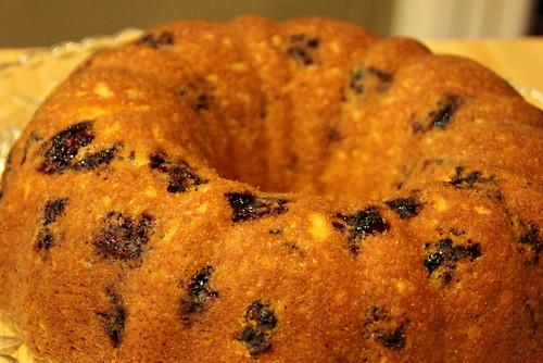 blackberry lemon cake