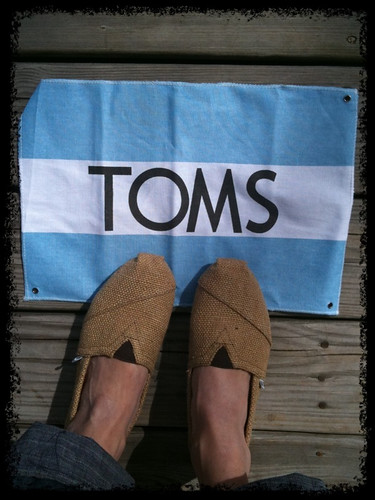 My first pair of Tom's