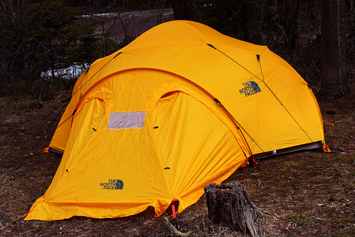 My Shelter for the Night & Flickriver: Most interesting photos from Dome Tents pool