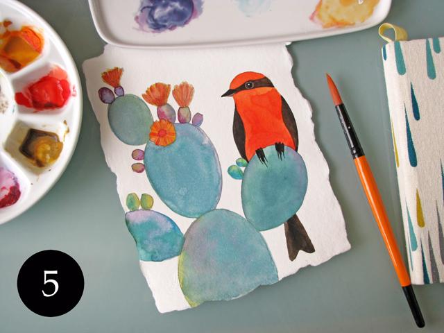 Geninne S Art Blog The Process