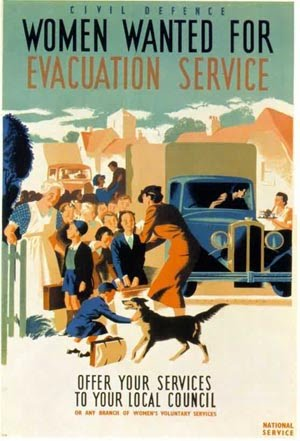 Women Wanted for Evacuation Service