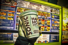 102/365 SONIC! #project365 4/12/10 (Alan Rappa) Tags: cup canon menu newjersey hand drink fastfood beverage nj sonic photoaday shake 365 milkshake pointshoot pictureaday pocketcam bananashake project365 sd1100