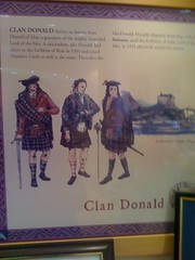 Clan Donald at Castle Urquhart