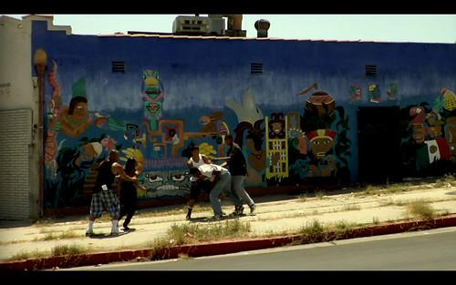 muralfight