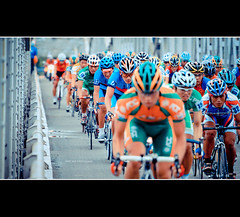 Vietnam | Hue: Bicycle race (Vu Pham in Vietnam) Tags: sports bicycle race focus dof vietnam hue depth xe ua p ththao televisioncup tvcup