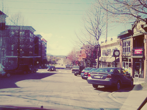 downtown fairhaven