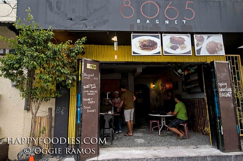 8065 Bagnet along Estrella St. Makati