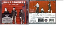 It's About Time DualDisc (xxomg_its_mexx) Tags: 2005 old music cute adam its john joseph paul kevin time brothers album cd nick jerry young joe 2006 frankie nicholas disk taylor about dual disc jonas rare garbo dualdisc