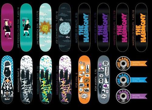 Manchester skateboard shop