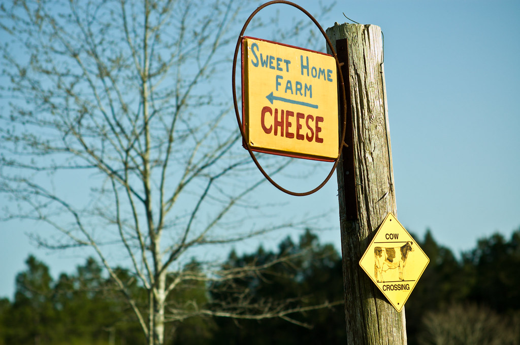 Sweeh Home Farm Cheese