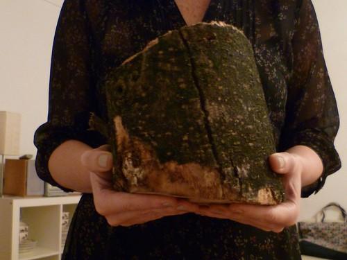 a mulher do tronco, twin peaks ;-)