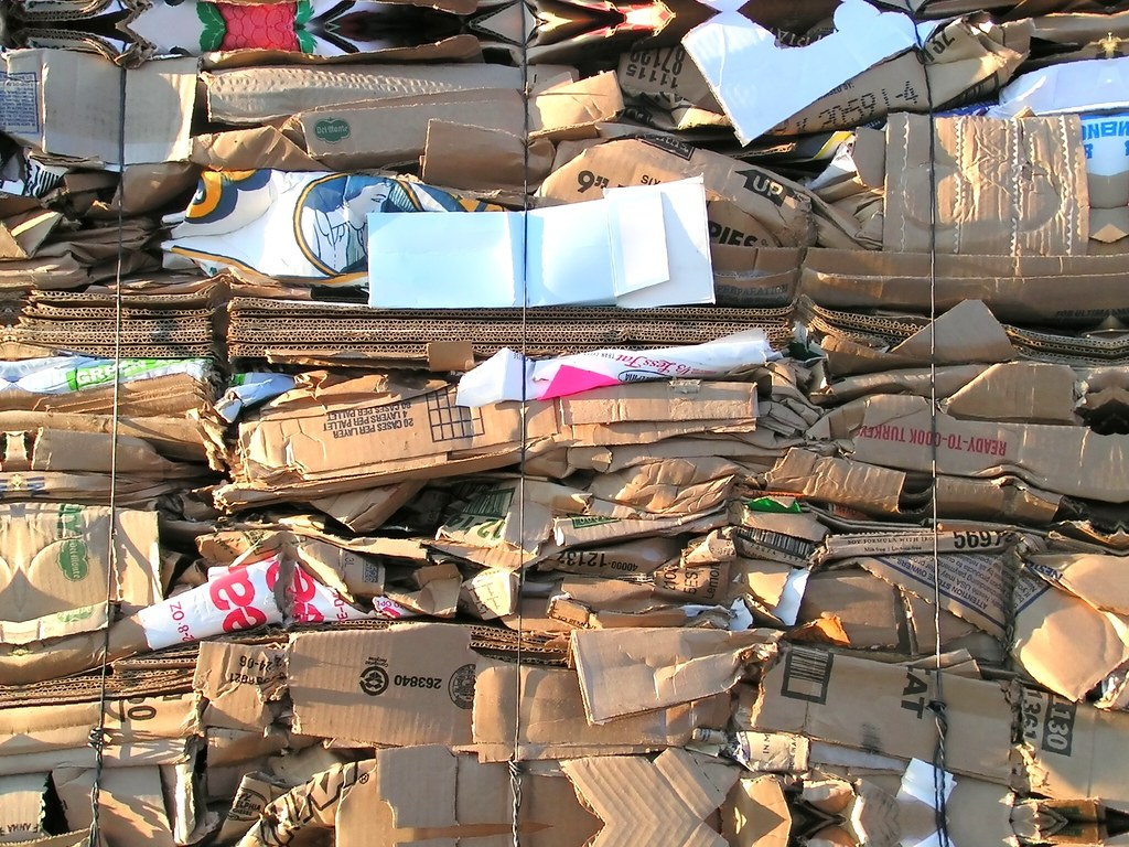 recycling business opportunity