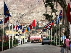 Paseo  de las Americas - Chosica Villa del Sol