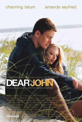 dear john book pic