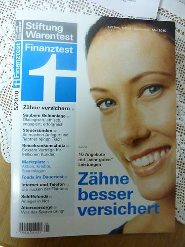 Finanztest 5/2010