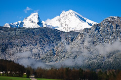 Berchtesgaden National Park (Sergiu Bacioiu) Tags: morning mountain alps germany bayern bavaria berchtesgaden nationalpark alpine alpen deu nationalparkberchtesgaden berchtesgadennationalpark schnauamknigssee