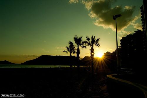 La playa del Arenal – Bol en Calpe