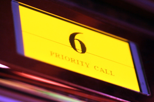 Carnival Spirit - Priority Call on Deck 6