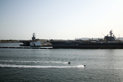 Ronald Reagan - Nimitz Class Carrier