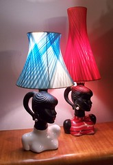 Barsony Ponytail Girls (Black-Afro) Tags: light red lamp vintage kitsch retro 1950 midcenturymodern 1960 midcentury mcm chalkware vintagelamp blacklady ladylamp retroliving retrolamp kitschlamp barsony 60slamp funkylamp ceramiclamp vintagefigurine barsonyblacklady midcenturylamp 50slamp vintageliving vintagechalkware midcenturyceramic chalkwarelamp blackladylamp barsonyladylamp barsonylamp 60stablelamp mcmlamp barsonyceramics midcenturylight 20thcenturylamp kitschceramic australianbarsony australianceramic mcmceramic