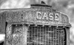 Case Tractor (troubledog) Tags: usa tractor ir texas case cypress