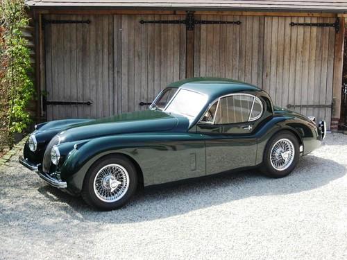 Jaguar XK120 FHC (1951)