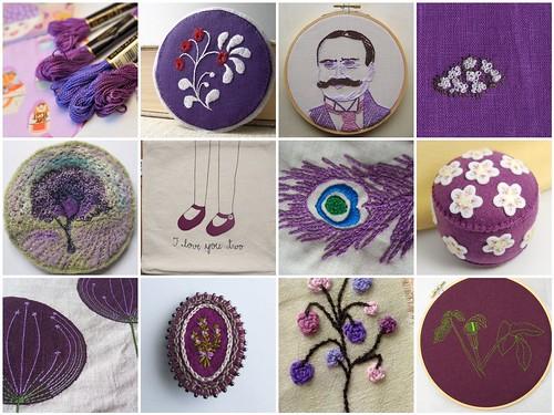 Violet inspirations