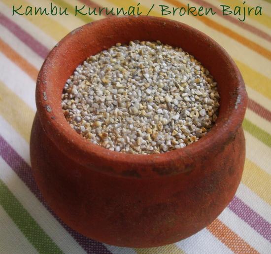 Kambu / Bajra