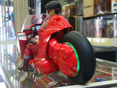 BM! Kaneda and Bike